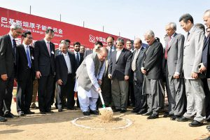 PAKISTAN-CHINA-NUCLEAR-ENERGY
